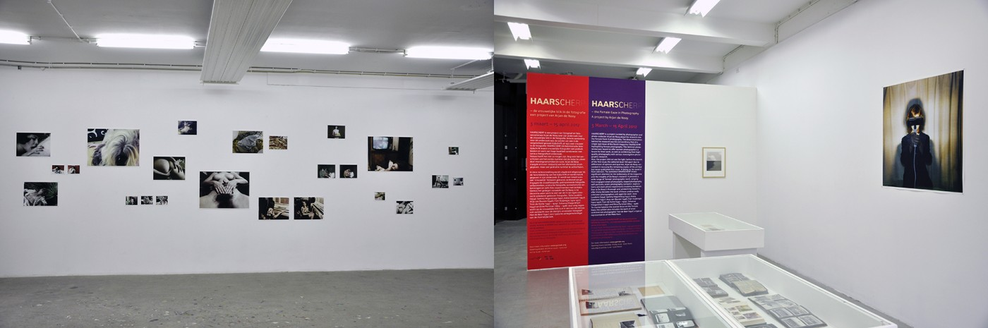 Haarscherp, GEMAK (2012, The Hague), solo exhibition